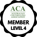 Australian Counselling Association - ACA Level 4 Member - 2021-04-07